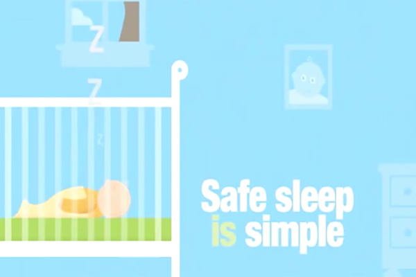 Say YES to Safe Sleep Video (5 min)