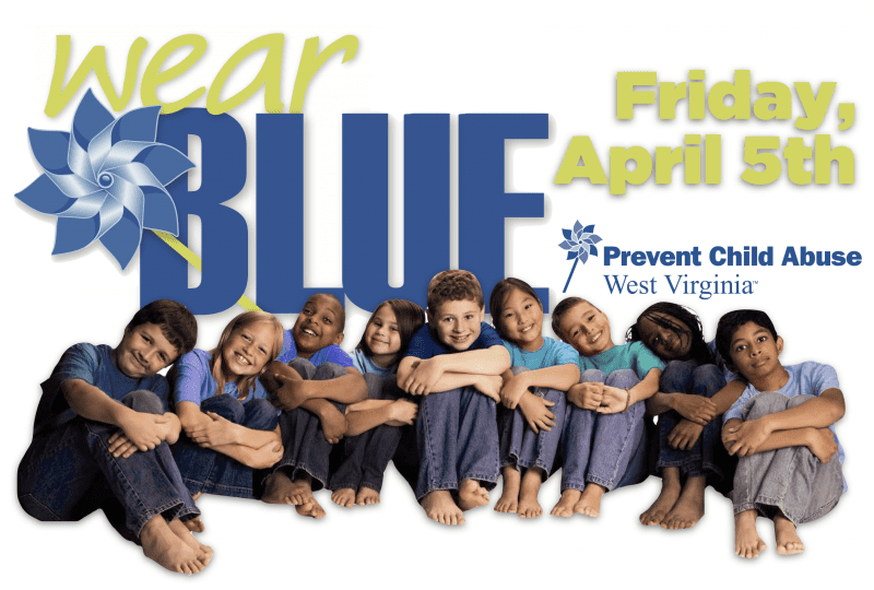 Wear Blue Day, Friday, April 5, 2019